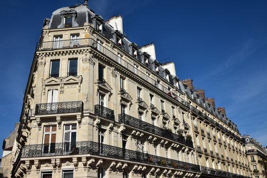 Immeuble de prestige à Paris, France