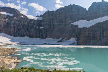 Grinnel Lake Glacier