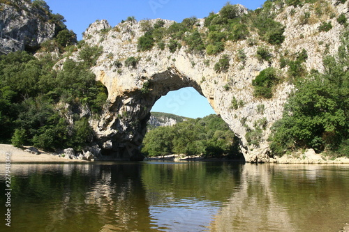 Le Pont D Arc En Ardeche Stock Photo And Royalty Free
