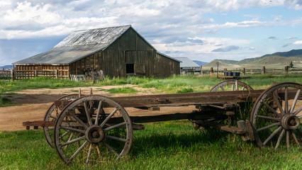 Ranch in Colorado