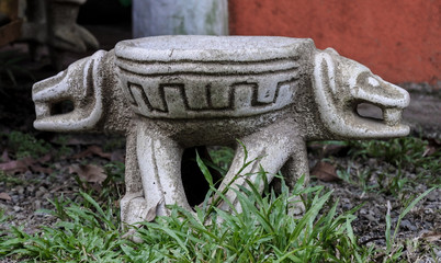 Animal shaped plant pot