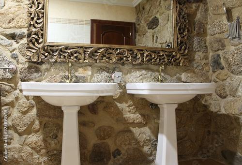 Estilo rustico casa rustica y elegante en california