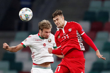 UEFA Nations League - League D - Group 2 - Belarus v Moldova