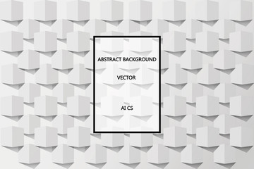 White architectural background
