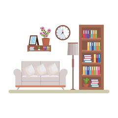 home livingroom place scene
