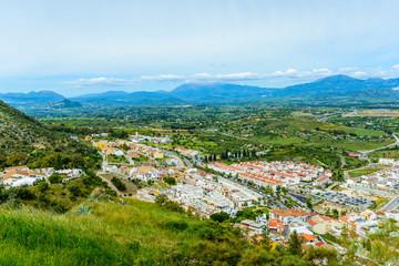 Cartama, Andalusia, Spain