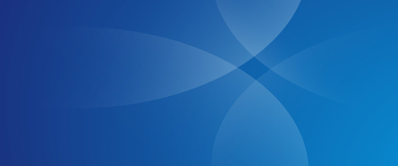 Dark blue vector template with lines, curve.