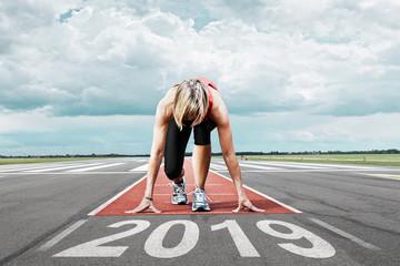 runner start runway 2019