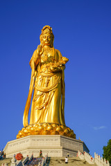 Bling Buddha statue