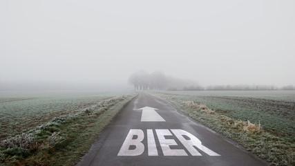 Schild 402 - Bier