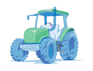 Tractor for Agriculture