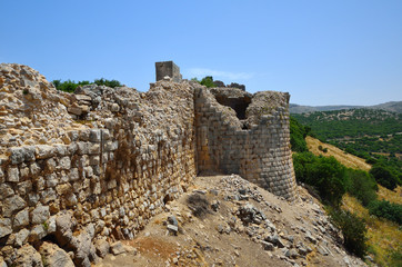The Nimrod Fortress