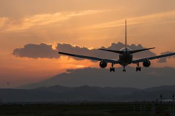 旅客機 仙台空港 Sendai International Airport,Japan