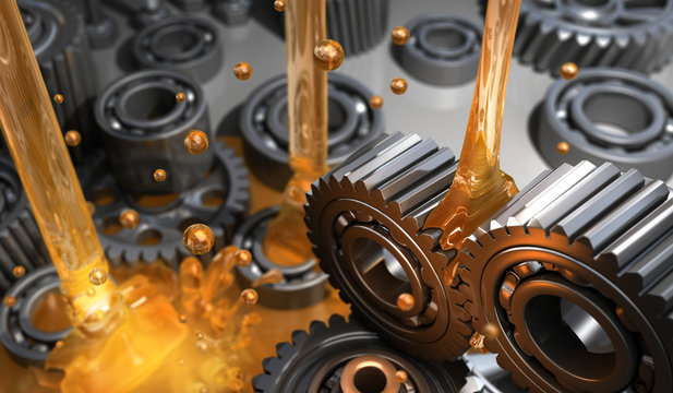Lubricant and Gears