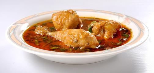 Chicken Curry or Chicken Salan