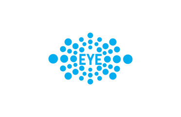 Camera eye logo. Eye Care logo designs vector