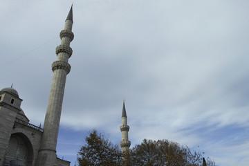 Old mosque in Turkey