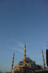 Old mosque in Turkey