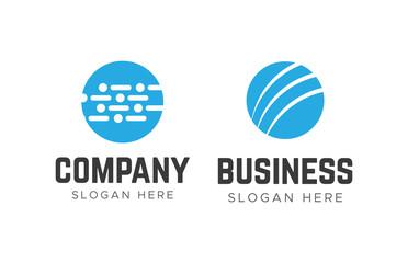Globe tech logos company. Data logotype. Globe Logos innovation