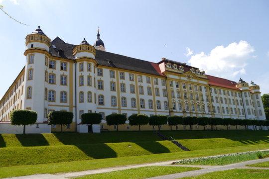 Barockes Kloster Reichsabtei Ochsenhausen