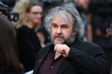 "New Zealand film maker Peter Jackson arrives for the world premiere of his film ""They Shall Not Grow Old"" during the BFI London Film Festival in London"