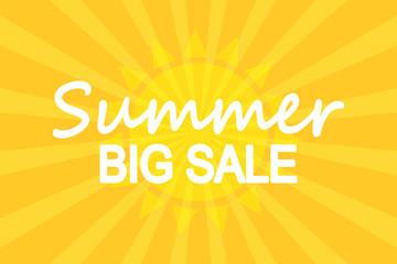 Summer big sale.
