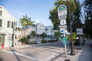 Mile Marker 0, Key West, Florida