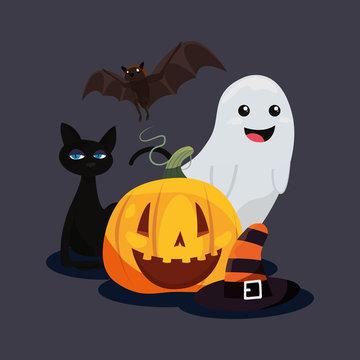 sweet happy halloween