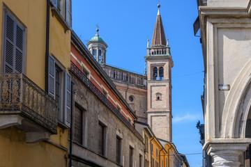Lodi, santuario dell'Incoronata
