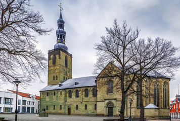 St. Peter's Church, Soest, Germany