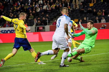 International Friendly - Sweden v Slovakia