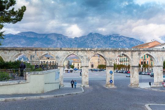 Italy, Abruzzo, Sulmona