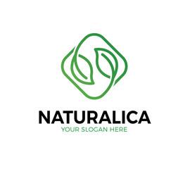Natural Leaf Logo