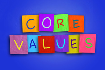 Core Values, Business Ethics Motivational Inspirational Quotes