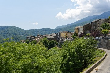 Frankreich - Korsika - Piedipartino