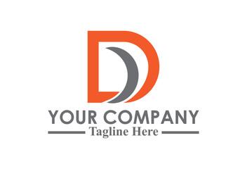 logo letter d