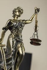 Justice Statue , Justice Concept
