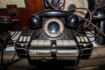 vintage selector phone