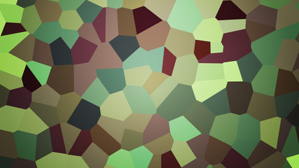 Background from polygons.