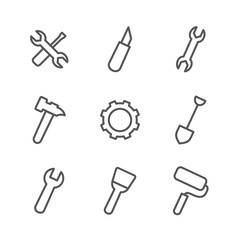 Tool outline icon2