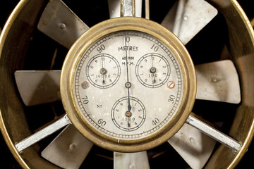 Antique wind meter,anemometer