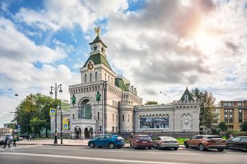 Музей Суворова  в Санкт-Петербурге Museum of Suvorov in St. Petersburg