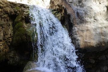 Cascada de rio Wall mural