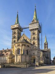 Bamberg Cathedral, Bavaria, Germany