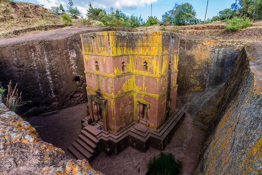 Rock Hewn Churches of Lalibela, Ethiopia