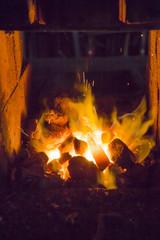 Foyer de la forge