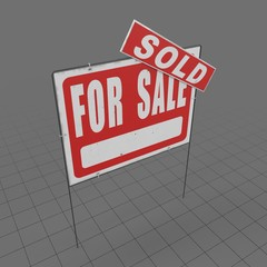 For sale sign 4