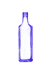 empty bottle, vodka