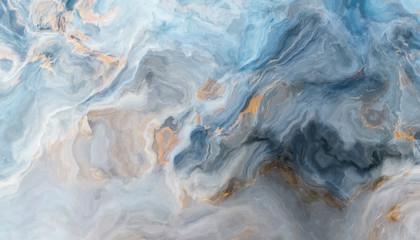 Blue marble background Fototapete