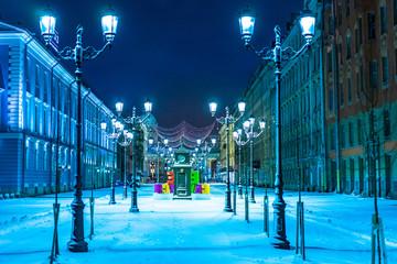 Saint Petersburg. Winter. Petersburg in the winter. New Year in St. Petersburg. Museums of St. Petersburg. Russia in the winter.